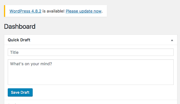 Hide WordPress Update Notices from non-admins