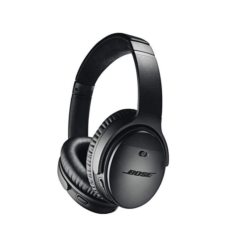 Bose QC35 II Noise Issues