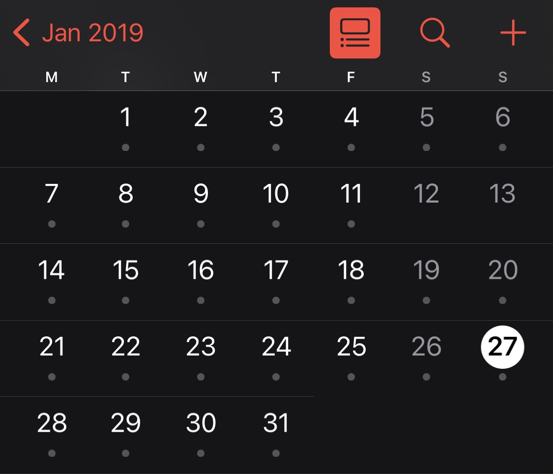 Syncing shared Google calendars to iOS